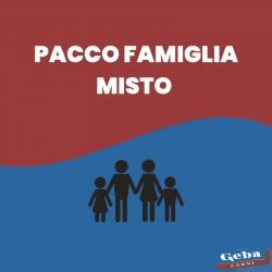 PACCO FAMIGLIA MISTO 10 Kg