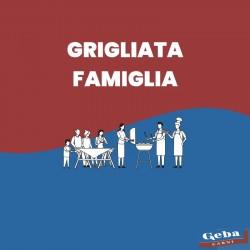PACCO GRIGLIATA FAMIGLIA 10 Kg